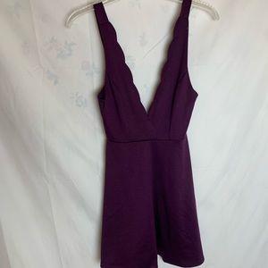 Windsor purple dress